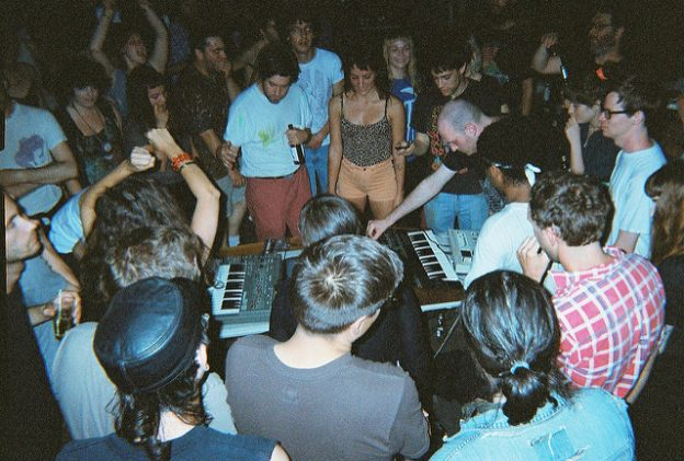 Chapel Hill's 'noise' subculture chooses Nightlight over limelight